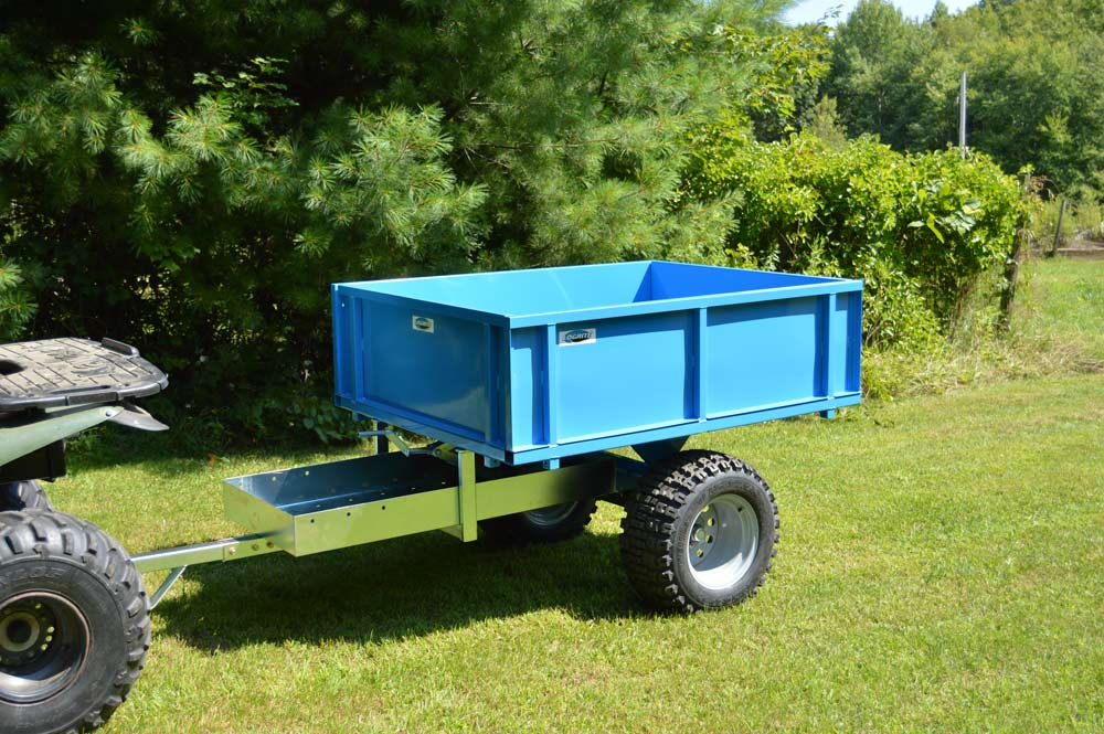 All Terrain Dump Trailer