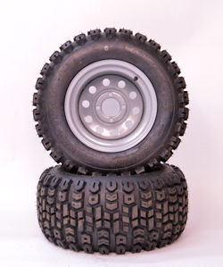 Buck Wide Tire