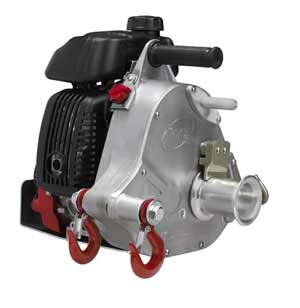 Portawinch Capstan Winch x/2.5hp Honda engine