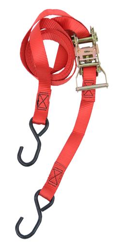 1 inch ratchet strap